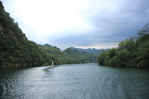 湟川三峡的图片