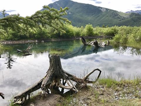 朱砂湖旅游景点攻略图