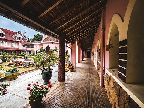 大叻玛丽修道院旅游景点图片