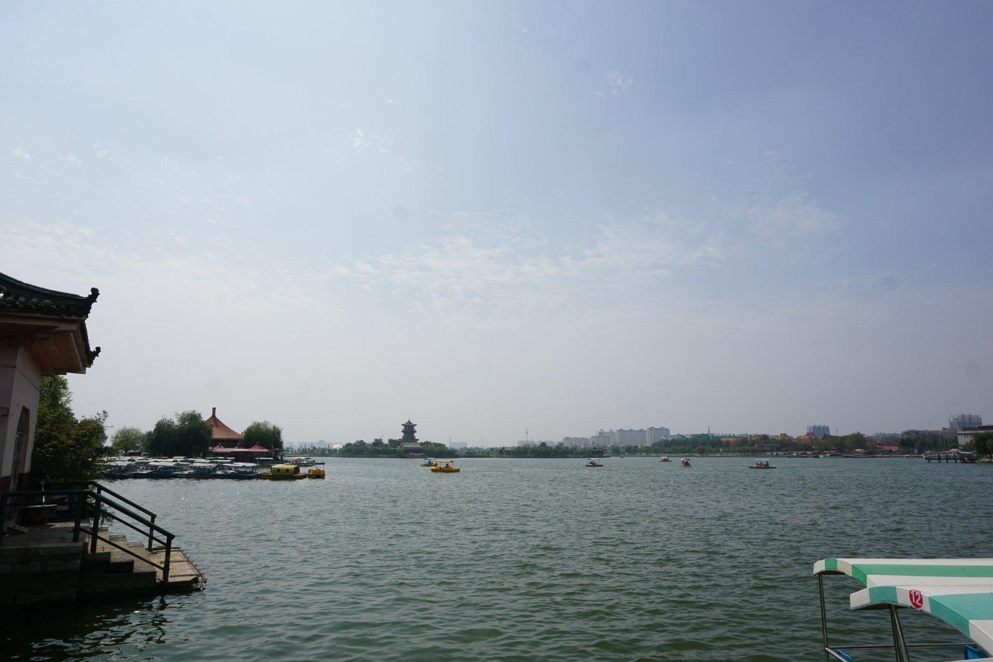 领略江北水城古韵—聊城一日游遍市内景点
