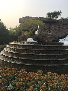 白鹿温泉水上乐园旅游景点攻略图