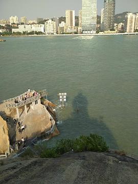 郑成功雕像旅游景点攻略图
