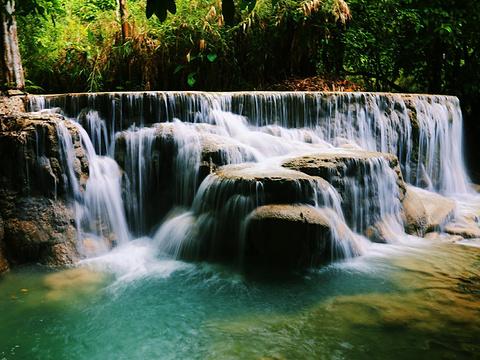 光西瀑布旅游景点图片