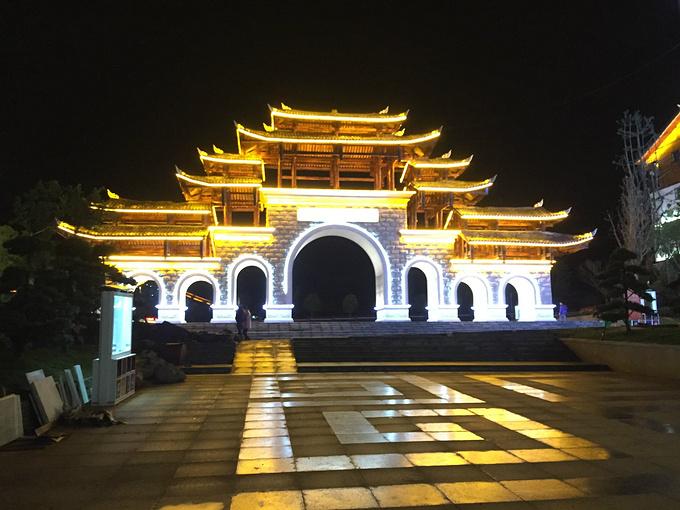 荔波小七孔综合服务中心图片