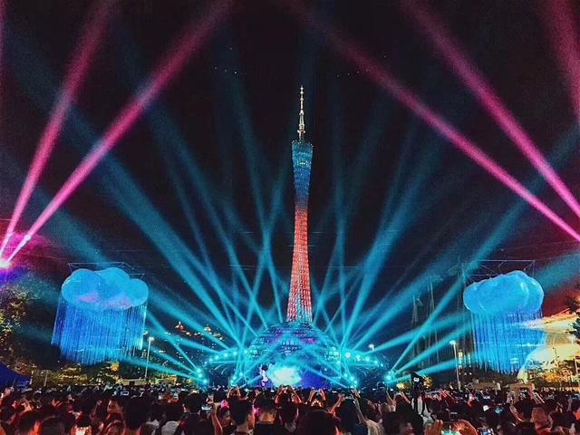 上下九地铁站_2021这里是欣赏珠江夜景的最佳位置,也是观看广州地标性建筑 ...