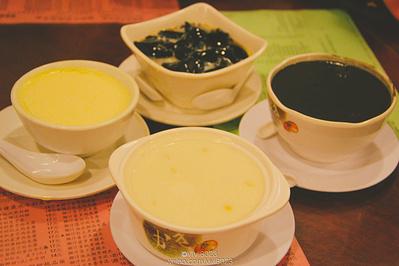 南信牛奶甜品专家