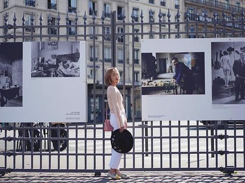 巴黎里昂火车站旅游景点图片