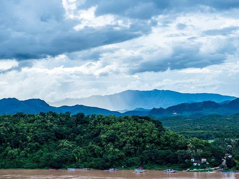 浦西山旅游景点图片