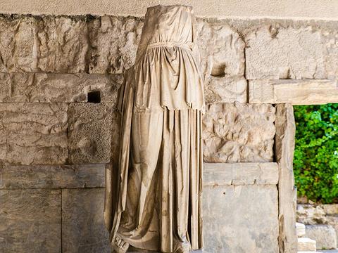 阿塔罗斯柱廊旅游景点图片