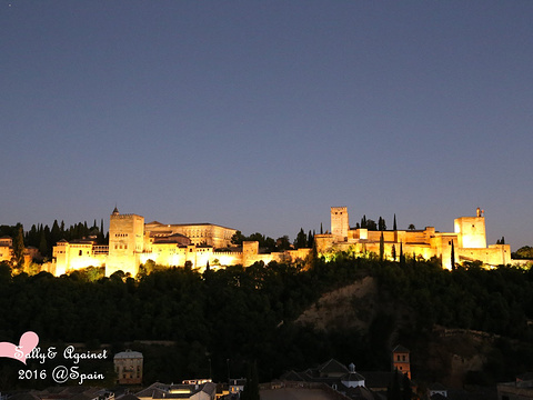 Carmen Mirador de Aixa旅游景点图片
