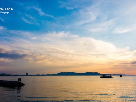 中天海滩旅游景点图片