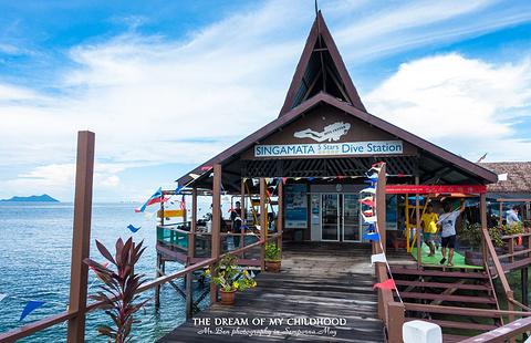新佳马达海上度假村