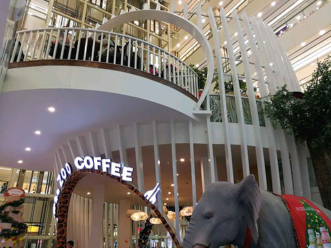 赛格国际购物中心旅游景点攻略图