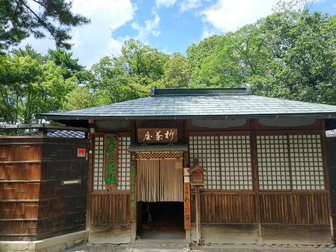奈良公园旅游景点攻略图