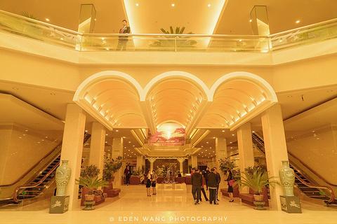 高丽饭店旅游景点攻略图