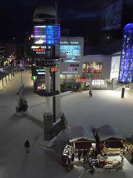 Sampokeskus Shopping Centre旅游景点攻略图