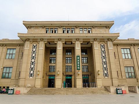 北京自然博物馆旅游景点图片