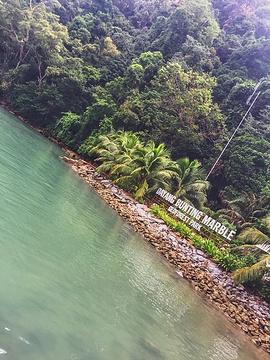 孕妇岛旅游景点攻略图
