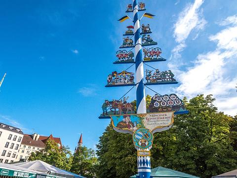 玛丽恩市政广场旅游景点图片