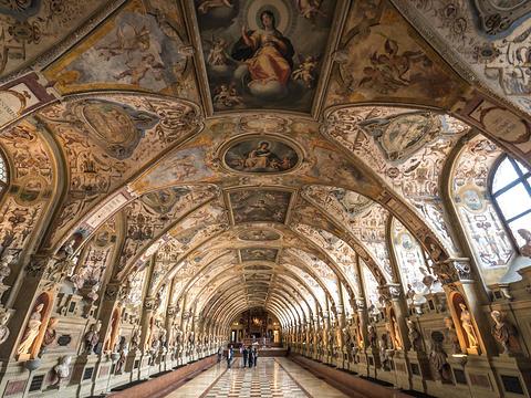 慕尼黑王宫旅游景点图片