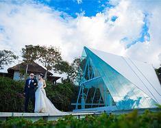 与小哥共赴巴厘岛——邂逅那一场水之教堂婚礼
