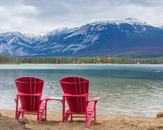 寻觅国家公园的红椅子们,大胖小胖的加拿大西部自驾之旅