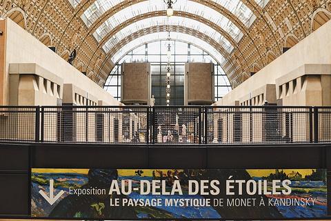 奥赛美术馆旅游景点攻略图