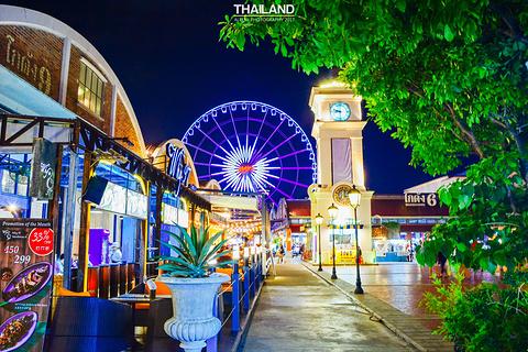 Asiatique码头夜市