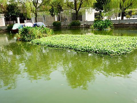 沈万三水冢旅游景点图片