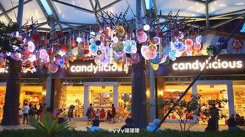 亚洲最大糖果店旅游景点攻略图