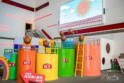 海天酱油厂旅游景点攻略图