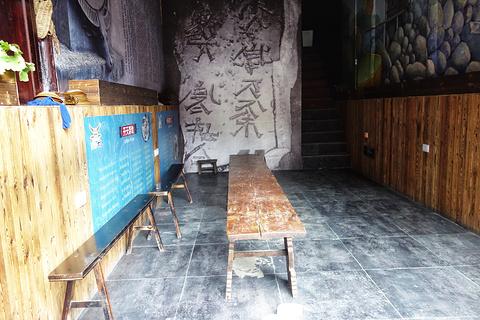 嘎歌古道旅游景点攻略图