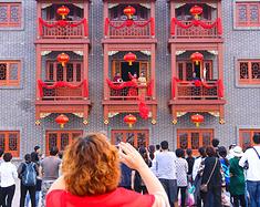 春节佛系旅途,用温和的心感悟五千年的山西