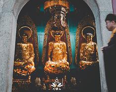 1300年前,一位金身佛系少年的故事
