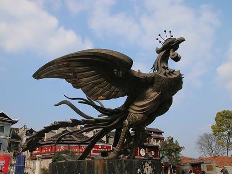 凤凰广场旅游景点图片