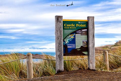 海岸角城堡旅游景点攻略图