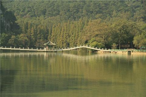 七星湖旅游景点攻略图