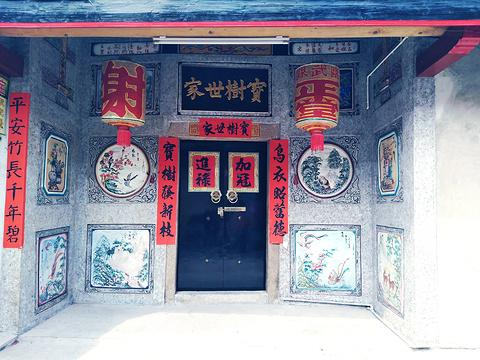 龙湖古寨的图片