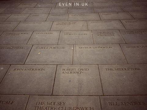 伦敦西区旅游景点图片