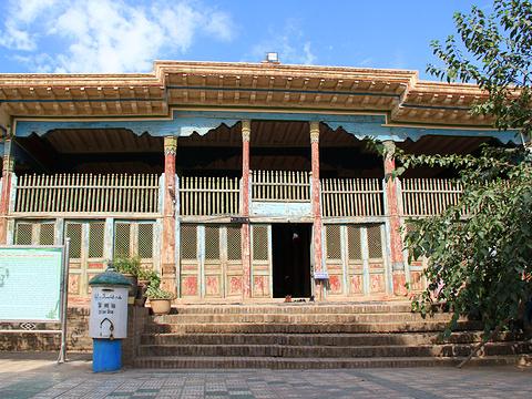 库车大寺旅游景点图片