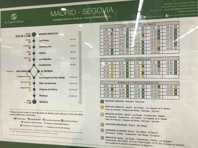 """""""塞哥维亚教堂和城堡闻名,从马德里mocloa坐大巴去1个多小时车程,人很多,早点去买票吧朋友们..._塞哥维亚""""的评论图片"""