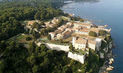 Ile Ste Marguerite旅游景点攻略图