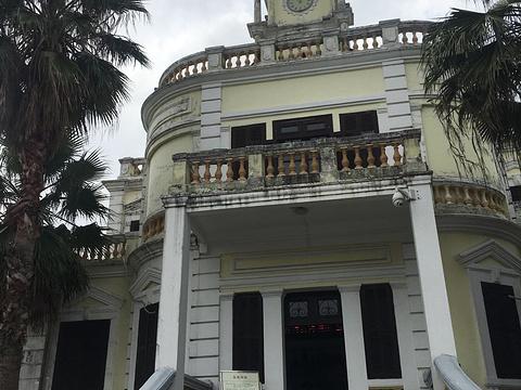 广州湾法国公使署旧址旅游景点图片