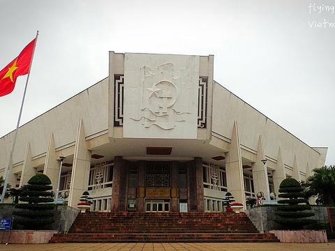 胡志明博物馆旅游景点图片