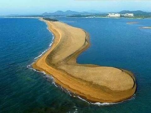 玉带滩旅游景点图片