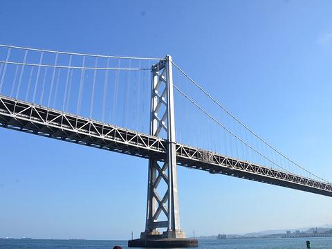 旧金山-奥克兰海湾大桥旅游景点图片