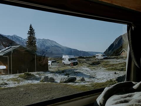 缪勒冰川旅游景点攻略图