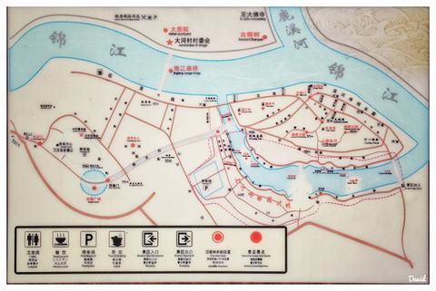 上河衢旅游景点攻略图