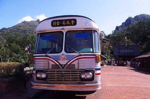 金瓜石旅游景点攻略图