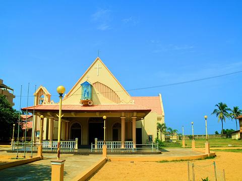 圣玛丽教堂旅游景点图片